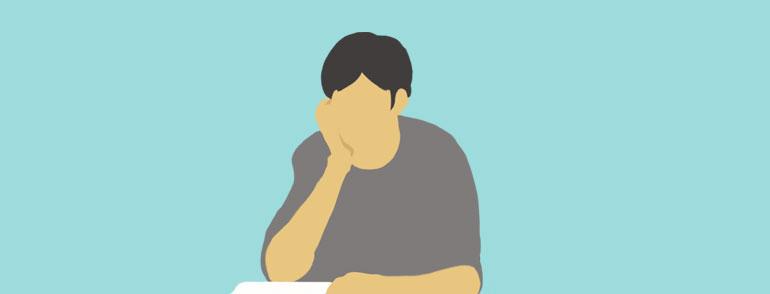 「勉強を頑張れない。将来が不安です」10代男性