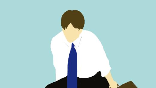 「営業職に向いていないことに気が付いてしまいました」20代男性